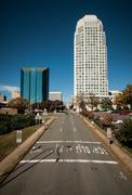 Winston-salem north carolina Stock Photos