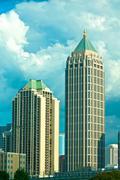 Atlanta horisonttiin Kuvituskuvat