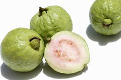 Guavas - stock photo