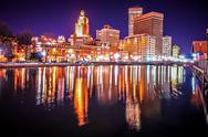 Stock Photo of providence rhode island