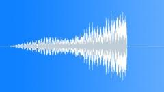 HORROR CRESCENDO REVERSE Sound Effect