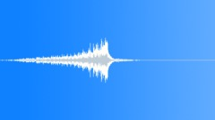 WHOOSH CRESCENDO REVERSED METALLIC REVERB Sound Effect