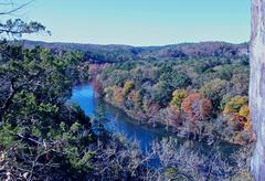 Beavers Bend View5 Stock Photos