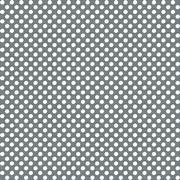 Metal plate with apertures - seamless background Stock Illustration