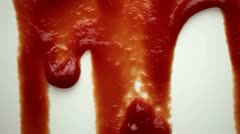 Ketchup - stock footage