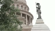 Stock Video Footage of Texas State Capitol building Austin, TX (Texas)