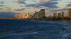 Tel Aviv - stock footage