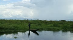 Inle 41 Stock Footage