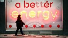 Better energy people Stock Footage