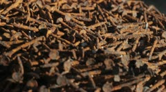 Rusty Nails Stock Footage