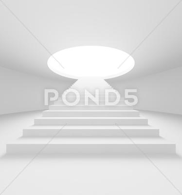 Stock Illustration of staircase