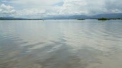 Burma Inle Lake 3 - stock footage