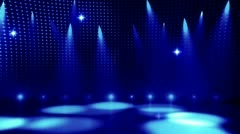 Disco Stage 7 Stock Footage