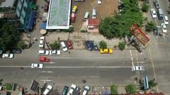 Stock Video Footage of Yangon Traffic 4