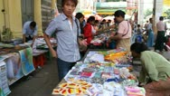 Burma Street 6 Stock Footage