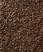 Coffee beans (full-frame) - stock photo