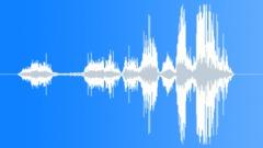 Unknown language 4 - sound effect