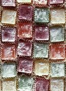 Multi Colored Candy Jellies Stock Photos