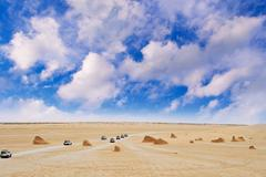 Stock Photo of jeep safari adventure