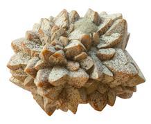 Mineral - glendonite Stock Photos
