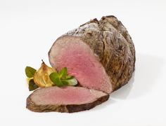 Roast beef Stock Photos