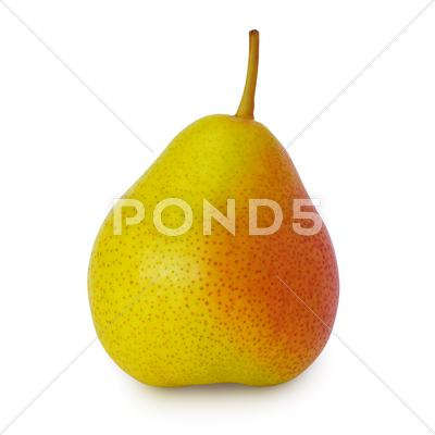 Stock photo of pear