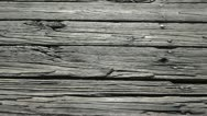 Stock Video Footage of Old deck wood
