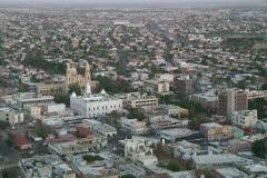 Hermosillo cityscape Stock Footage