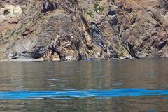 karadag reserve - stock photo