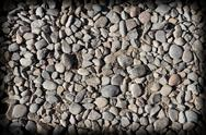 Background from stones Stock Photos