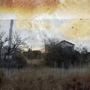 hazy memory - stock photo