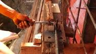 Stock Video Footage of Steel Bender