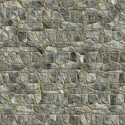 wall stone - stock illustration