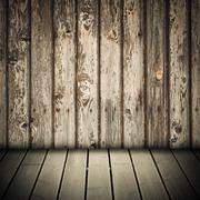 Image of a nice wooden floor background Stock Photos