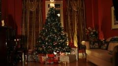 Christmas - stock footage