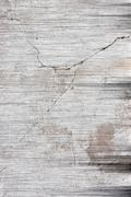 Cracked plaster wall stripped background Stock Photos