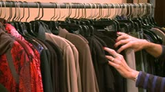 Shopping sales (4 of 5) Stock Footage
