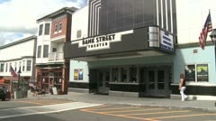 Bank Street Theater (1 of 1) Stock Footage