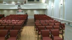 Katharine Hepburn Cultural Arts Center (5 of 12) Stock Footage