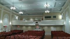 Katharine Hepburn Cultural Arts Center (12 of 12) Stock Footage