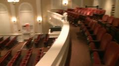 Katharine Hepburn Cultural Arts Center (6 of 12) Stock Footage