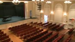 Katharine Hepburn Cultural Arts Center (3 of 12) Stock Footage