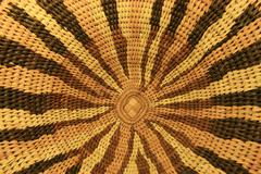 african basket design - stock photo
