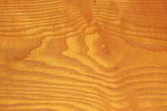 varnished wood - stock photo