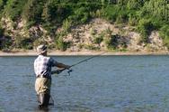 The fisherman Stock Photos