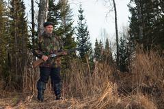 The hunter Stock Photos