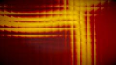 Blocks red yellow 1 Stock Footage