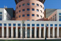 Denver Public Library Stock Photos