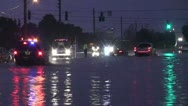 Stock Video Footage of Flash Flood: Emergency Responders