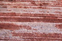 sandstone layers - stock photo